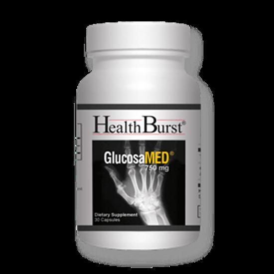 گلوکزآمد 750 میلی گرم هلث برست