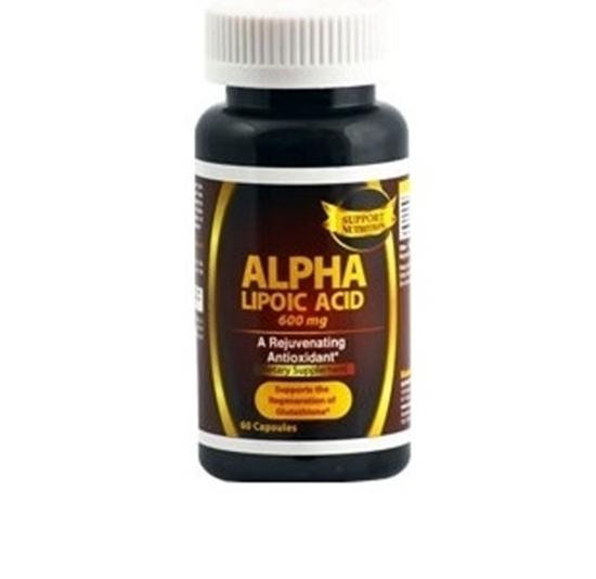 تصویر کپسول آلفا لیپوئیک اسید