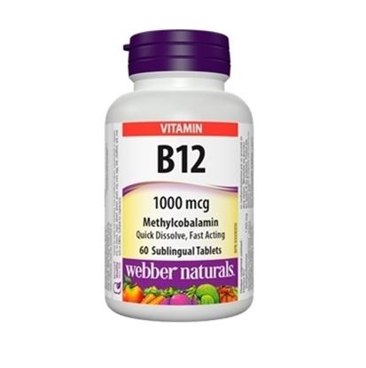 ویتامین ب 12 وبر