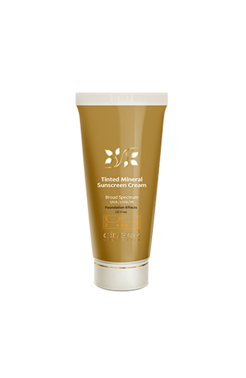 کرم ضد آفتاب رنگی +SPF 30 سینره (2)