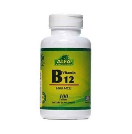 ویتامین ب12 آلفا ویتامین