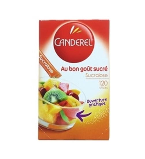 ساشه شیرین کننده کم کالری بر پایه سوکرالوز کاندرل