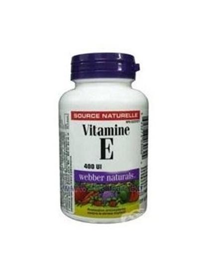 ویتامین E400 وبر نچرالز