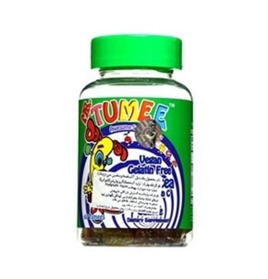 پاستیل اکیناسه به همراه ویتامین سی و زینک مستر تامی