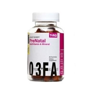 پاستیل مولتی ویتامین و مینرال بارداری تی آر کیو