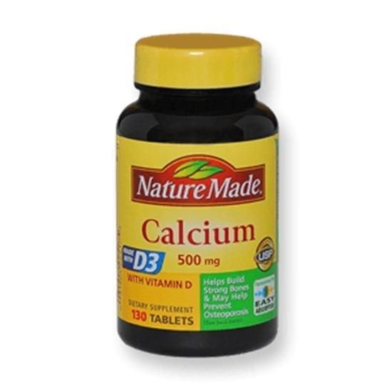کلسیم + ویتامین D3 نیچرمید