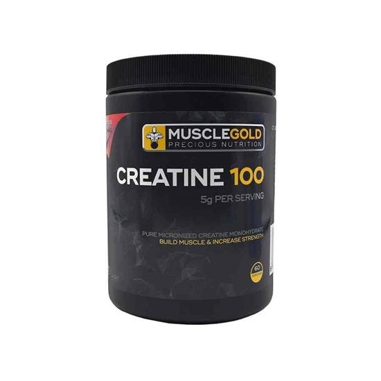 کراتین muscle gold