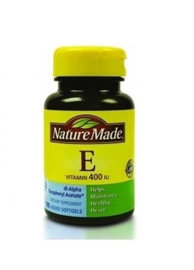 ویتامین E 400 نیچرمید