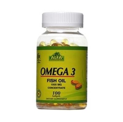 امگا 3 آلفا ویتامین