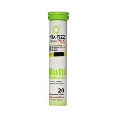 قرص جوشان مولتی ویتامین + مینرال ویتافیز پلاس