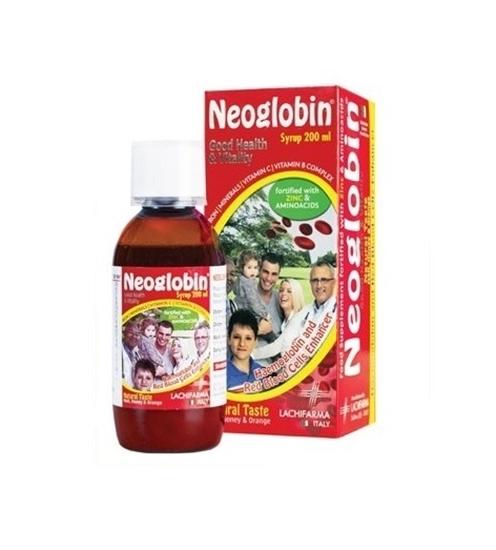 شربت نئوگلوبین