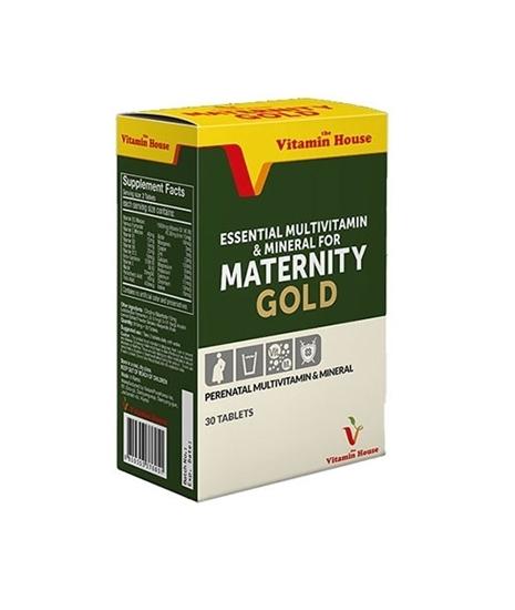 مولتی ویتامین دوران بارداری ویتامین هاوس