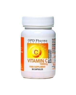 ویتامین ث (1000 میلی گرم) او پی دی فارما