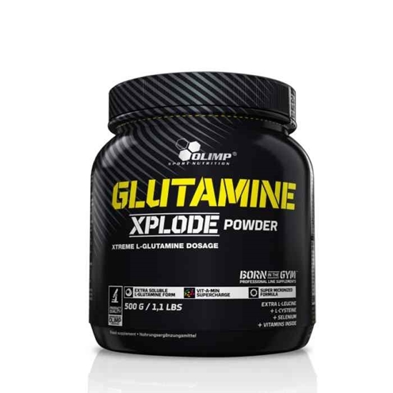 گلوتامین اکسپلود الیمپ