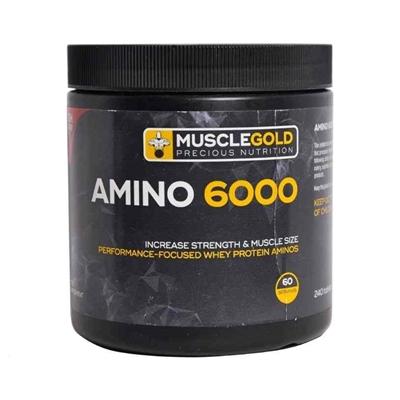 آمینو6000 muscle gold