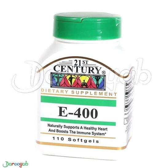 ویتامین E400 سنتری