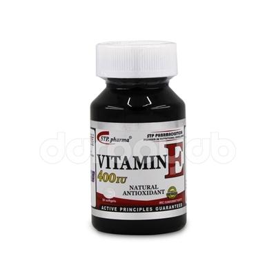 ویتامین E400 اس تی پی فارما