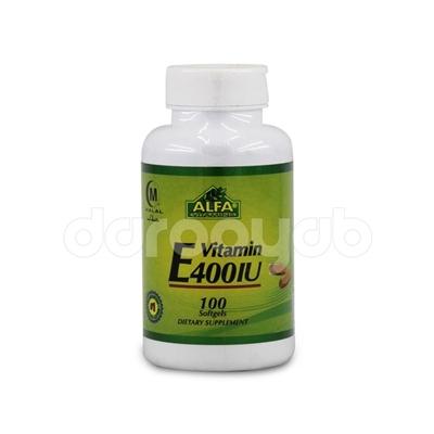 ویتامین E400 آلفا ویتامین