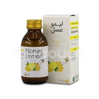 شربت لیمو و عسل الحاوی