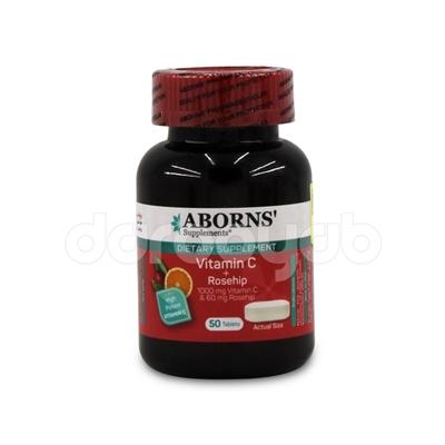 ویتامین ث + رزهیپ ابورنز