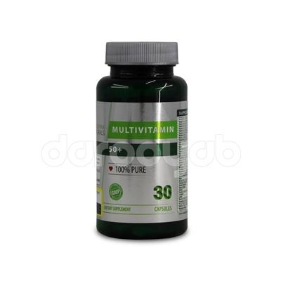 مولتی ویتامین +50 نوفرما نچرالز