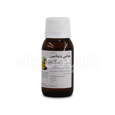 شربت مولتی ویتامین سیمرغ داروی عطار