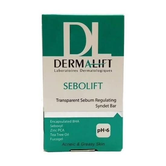 تصویر پن  شفاف  کاهش دهنده  چربی پوست  سبولیفت  درمالیفت