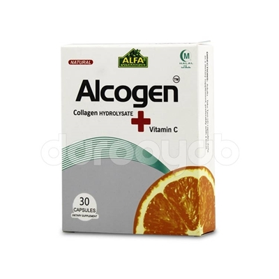 آلکوژن آلفا ویتامین